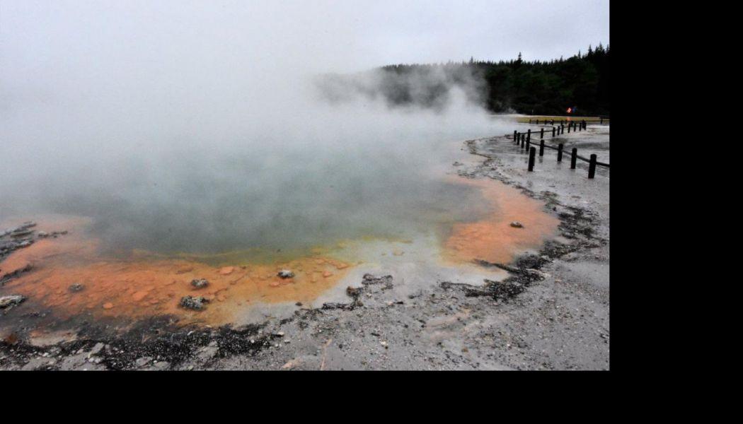 Geotermální oblasti