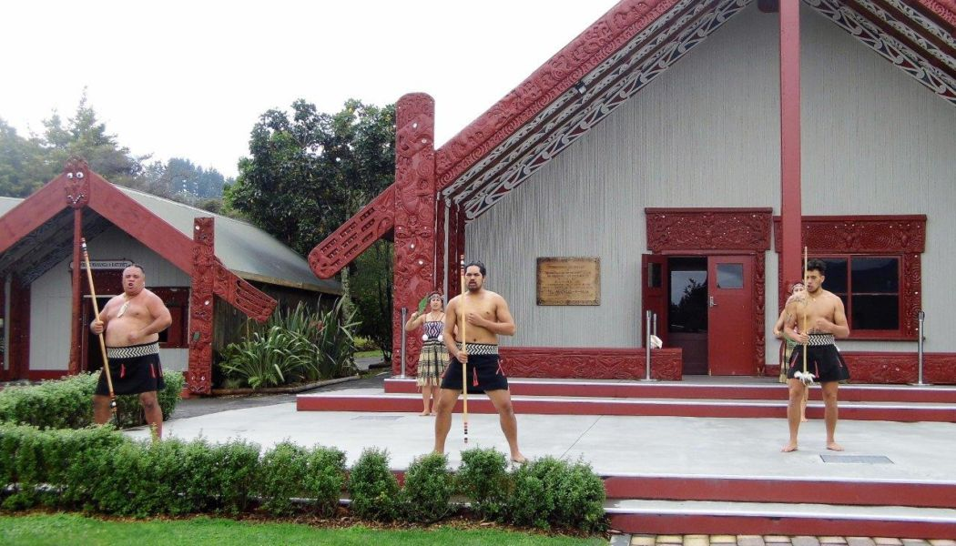 Maorsku kulturu